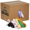 WorkWipes Reclaimed Colored T-Shirt in Box -- WIP529 -Image