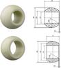 Spherical Ball Bearings -- igubal® J4EM-04-05 - Image