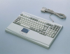 105-key Keyboard with Touchpad -- IPC-KB-6307 - Image