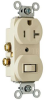 Combination Switch/Receptacle -- 671-TRLA -- View Larger Image