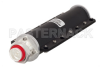 40 Watt RF Load Up to 2.7 GHz with 7/16 DIN Male Black Anodized Aluminum -- PE6TR1025 -Image