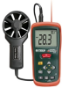 Heavy Duty CFM Mini-Metal Vane Anemometer -- EXAN200