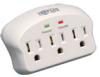3 Outlet, Direct Plug-In, 660 Joules - Protect It! Surge Suppressor -- SK3-0
