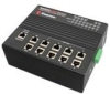 Comtrol RocketLinx ES7510 - switch - managed - desktop DIN rail mountable -- 32035-7