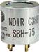 Miniature NDIR Propane Sensor/Infrared -- SBH Series