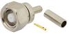 75 Ohm SMC Plug (Male) Connector for RG179, RG187 Cable, Crimp/Solder -- FMCN1559 -Image
