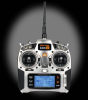 Spektrum DX8 8-channel 2.4GHz Transmitter with AR8000 -- 0-SPM8800