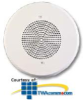 "Wheelock 8"" Surface Mount Ceiling Speaker -- ST-C8M"