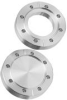 UHV Double Sided CF Flange -- Blank