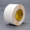 3M™ Double Coated Tape 9579 White, 2 in x 36 yd 9 mil, 24 rolls per case -- 9579