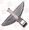 ICP DAS USA ANT-21 ( 15 KM EXTERNAL DIRECTIONAL ANTENNA WITH 21DBI GAIN, 6.5KM@22DBM(LOS)(ZB-2000-PA), 1.4KM@13DBM(LOS)(SST-2450) ) -- View Larger Image
