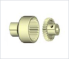 BoWex® Curved-Tooth Gear Coupling -- Junior
