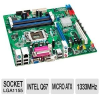 Intel BOXDQ67OWB3 Socket H2 Desktop Motherboard - Micro ATX, -- BOXDQ67OWB3