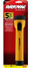 Rayovac Industrial Professional Flashlight - Water resistant, chemical resistant, oil resistant - 40 lumens - (3) D - IN3C -- 012800-45191