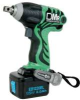 HITACHI 12 Volt Cordless Impact Wrench -- Model# WR12DMR