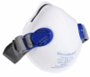 KleenGuard N95 Respirator with Dual Exhalation Valves -- RSP111