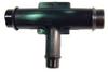 Plastic Fitting Hose Barb Tee -- VC-T-12B