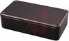 Enclosure; Diecast Aluminum Alloy; 1.18in.; 4.72 in.; Black; 0.08 in. -- 70164420