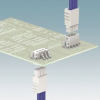 Single-Pole Terminal Block, Vertical Header and Through-Board Header - Image