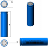 LiFePO4 Battery -- TP18650-1600mAH-3.2V