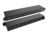 CyberPower CPS1215RM Rackmount PDU Power Strip - 10-Outlet 15A 1800VA -- CPS1215RM