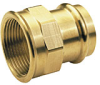 Adapter, (Press x Female NPT) -- View Larger Image