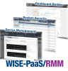 IoT Device Remote Monitoring and Management Platform -- WISE-PaaS/RMM