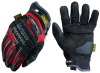 Mechanix Wear M-Pact MP2-02 Red 12 EVA Foam/Rubber/Thermoplastic Elastomer Mechanic's Gloves - 781513-10362 -- 781513-10362