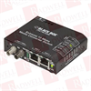 BLACK BOX CORP LBH110A-P-ST ( 3-PORT INDUSTRIAL ETHERNET SWITCH EXTREME TEMPERATURE ) -- View Larger Image