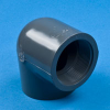 90 Elbow PVC Threaded Pipe Fittings -- 27201 - Image