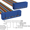 Rectangular Cable Assemblies -- C3AES-2606M-ND -Image