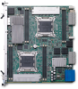 Dual Intel® Xeon® E5-2600 v2 Family 40G Ethernet AdvancedTCA® Processor Blade -- aTCA-9700 - Image