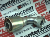 HOSE COUPLING 90DEG 1-1/4IN HOSE 1-11/16-12THREAD -- 43020UA40 - Image