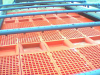 LINATEX® Modular Turbo Trough Liners