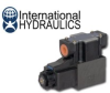 Hydraulic Solenoid Valve - 115 VAC -- IH-D03S-1A-115A-35
