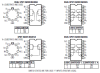 TTL Compatible CMOS Analog Switches -- DG302A - Image