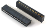 Power Edge Card Straight Solder Type Connector -- 83808-D2A1N - Image
