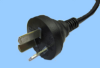 Chinese 16A Cord Set with Angled C19 Connector -- 86517060 - Image