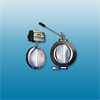Series 895 Rotary Butterfly Valves -- View Larger Image