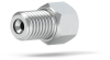 316 Stainless Steel Male Nut - SSI Type -- U-350