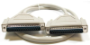 10ft DB37 M/M Serial Straight Thru Cable -- D710-10 - Image