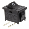 Rocker Switches -- RA1H1C112R-ND