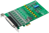 8-port RS-232 PCI Express Communication Card -- PCIE-1620