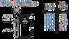 Solderless Pressfit PCB Pin -- 8954-0-05-80-00-00-03-0
