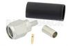 SMA Male Connector Crimp/Solder Attachment for LMR-100, PE-C100, RG174, RG188, RG316 -- TC-100-SM -Image