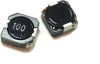 100uH, 20%, 304mOhm, 1.4Amp Max. SMD Drum Inductor -- SDRS104-101MHF -Image