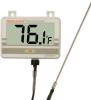 Waterproof Digital Thermometer with Probe -- DP8891