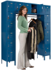 PENCO 16-Person Lockers -- 5704318