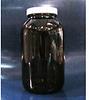 APC1205 - Environmental Express Glass Bottles, Level 1, Wide-Mouth, Amber, 1250mL; 6/Cs -- GO-35204-78