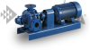 Series 110A - One and Two Stage Regenerative Turbine Pumps -- Model 114A - Image